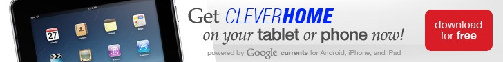 Clever Home Automation Google currents Edition for your mobile device