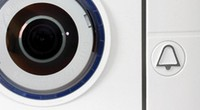Go to Mobotix T25 IP door station video intercom and home automation surveillance camera page.