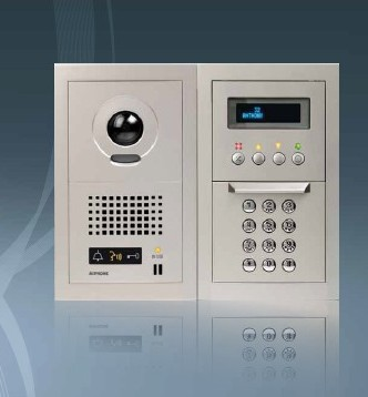 Aiphone GT video intercom for multi-tenant apartments, units ...