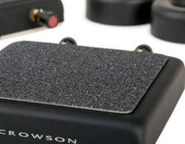 Crowson TES100 Series Tactile Effects System for home theatre seating brochure (485KB pdf).