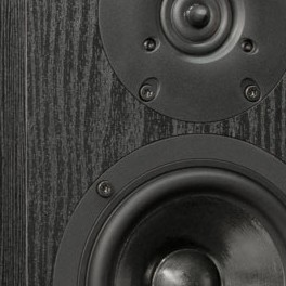 Krix Equinox Mk3 2-way bookshelf speaker photo (1.14MB jpg).