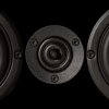 Krix Sonix Series One compact 2-way 3-driver centre home theatre speakers.