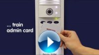 View Mobotix T24 IP door station Teach RFID Cards tutorial (2.07MB mp4)