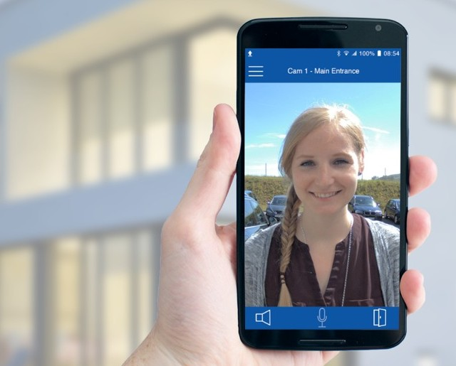 Download Free Mobotix MxBell Android App for Mobotix IP cameras and door stations.