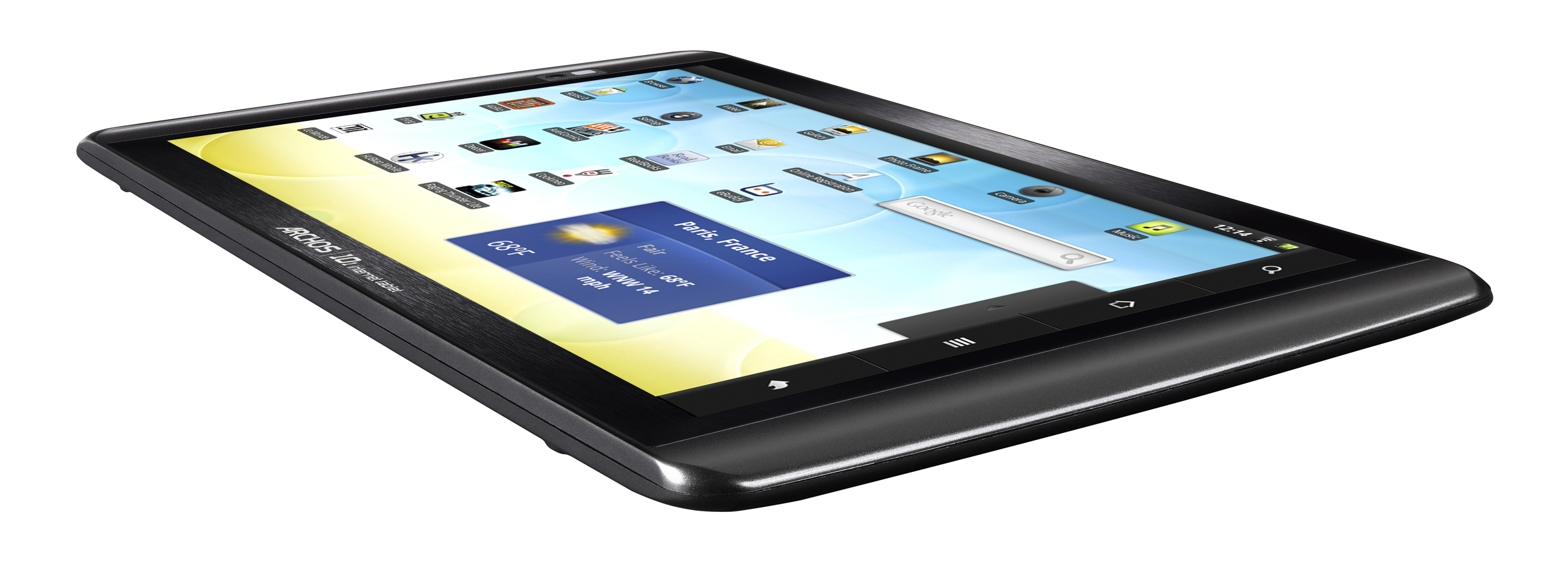"Archos 101 G8 10.1"" wireless Internet tablet touch screen - designed"