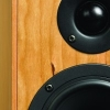 Krix Brix compact 2-way bookshelf speakers.