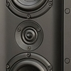 Krix Symmetrix 3-way 2-driver in-wall home speaker page.