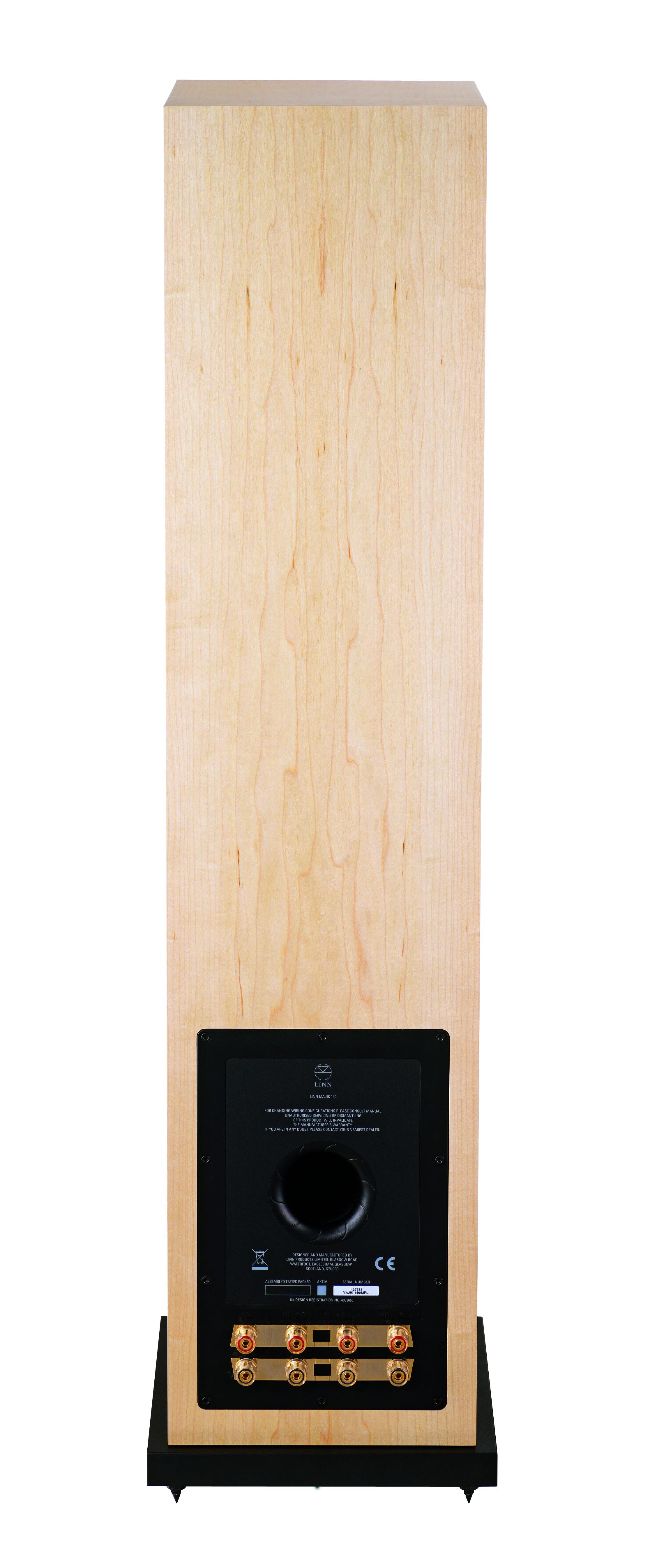 linn majik 140 loudspeaker clever home automation. Black Bedroom Furniture Sets. Home Design Ideas