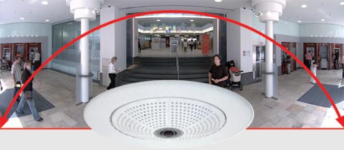 mobotix q24 360 degree digital ptz indoor outdoor home. Black Bedroom Furniture Sets. Home Design Ideas