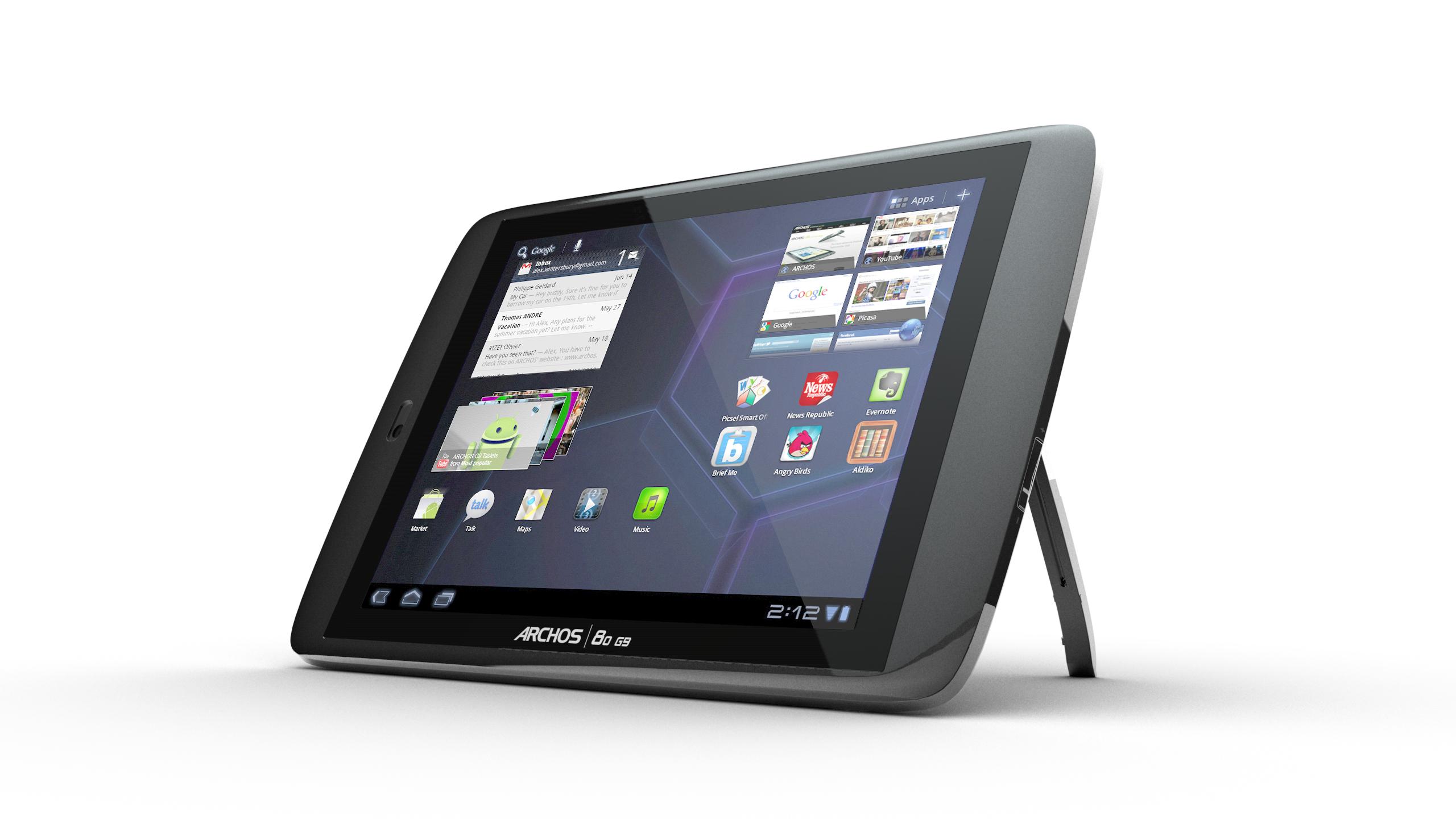 Archos Internet Tablets Australia